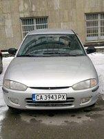 Picture of 1996 Mitsubishi Colt, exterior