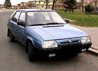 1995 Skoda Favorit Overview