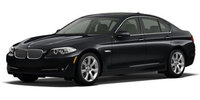 Foto de un 2012 BMW 5 Series, exterior, gallery_worthy