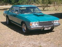 1975 Holden Statesman Overview