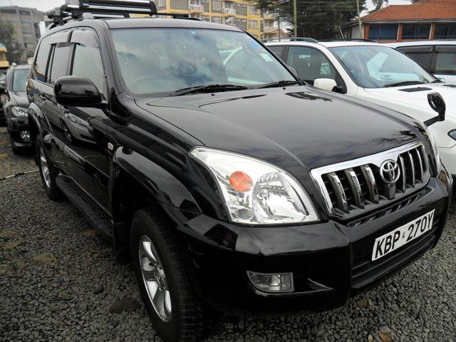 Picture of 2005 Toyota Land Cruiser Prado