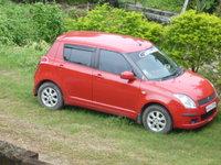2005 Suzuki Swift Overview
