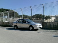 Picture of 1995 Hyundai Accent 4 Dr STD Sedan, exterior