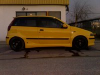 1997 FIAT Punto Picture Gallery