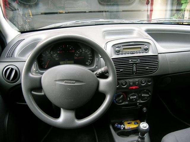 2003 Fiat Punto Interior Pictures Cargurus