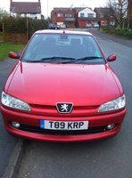 Picture of 1999 Peugeot 306, exterior