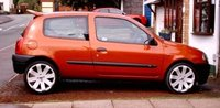 Picture of 1998 Renault Clio, exterior, gallery_worthy
