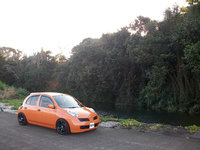 2005 Nissan Micra Overview