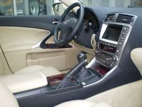 2005 Lexus IS 300 E-Shift picture, interior