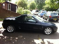 2001 MG F Overview