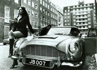 1964 Aston Martin DB5 Picture Gallery