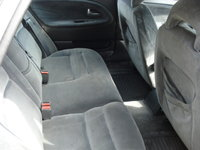 1997 Volvo V40, The car I drove is not the one in this photo., interior