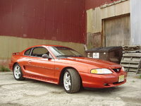 Picture of 1997 Ford Mustang GT Coupe, exterior, gallery_worthy