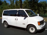 1992 Chevrolet Astro Cargo Van, These were the pictures posted for the sale back in 2010, I think., exterior