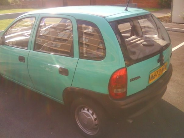 Picture of 1995 Vauxhall Corsa