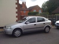 Picture of 2001 Vauxhall Astra, exterior