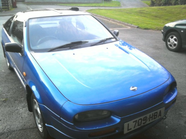 Picture of 1993 Nissan 100NX
