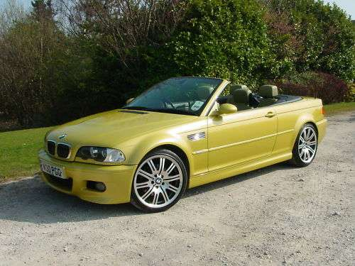 2009 BMW M3 Convertible picture