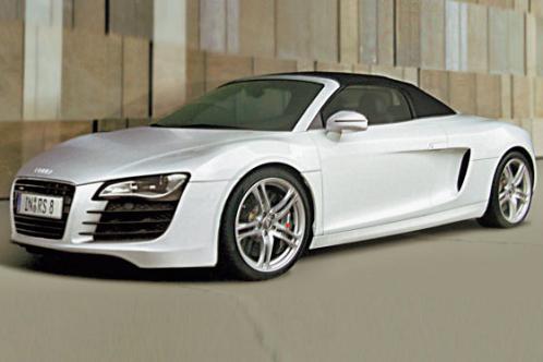 2011 Audi R8 - Pictures - CarGurus