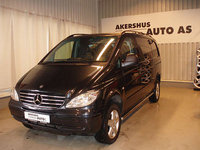 2005 Mercedes-Benz Vito Overview