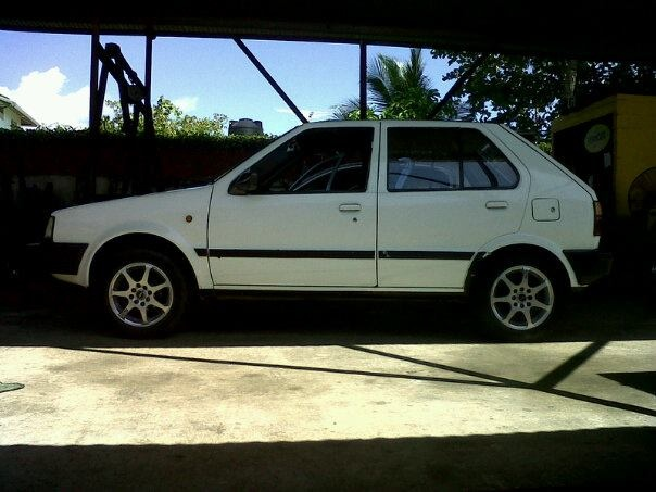 Picture of 1990 Nissan March