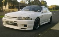 1997 Nissan Skyline Picture Gallery
