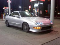 2001 Acura Integra 2 Dr GS-R Hatchback picture, exterior