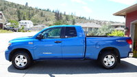 Picture of 2010 Toyota Tundra Tundra-Grade Double Cab 5.7L 4WD, exterior, gallery_worthy