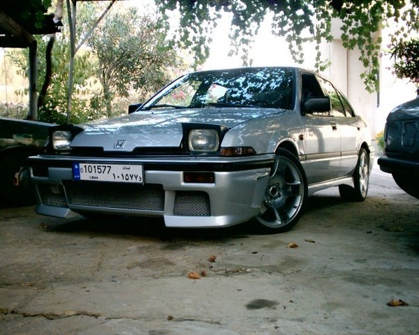 Picture of 1987 Acura Integra