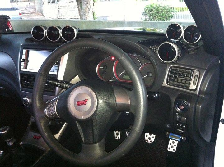2011 Subaru Wrx Sti Hatchback For Sale