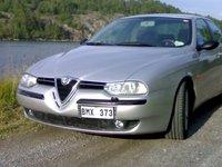 1999 Alfa Romeo 156 Picture Gallery