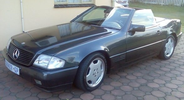 Picture of 1994 Mercedes-Benz SL-Class SL 320, exterior