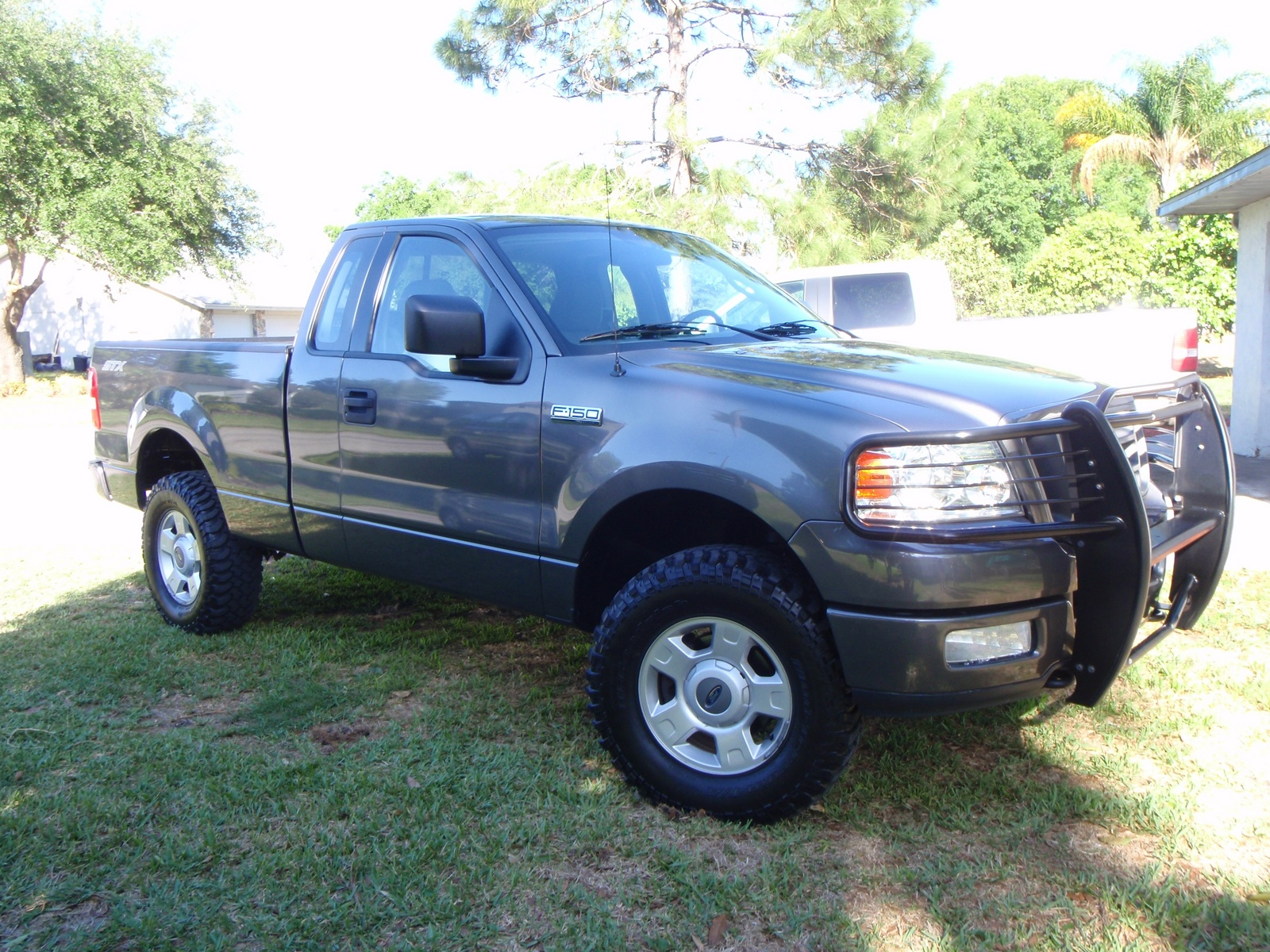 All About Used 2004 Ford F150 Fx4 For Sale Cargurus F 150 Stx