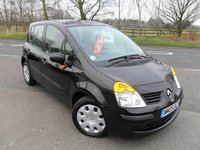2005 Renault Modus Overview