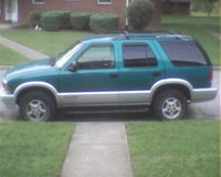 Picture of 1995 Chevrolet Blazer 4 Dr LS 4WD SUV, exterior