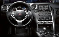 Picture of 2012 Nissan GT-R Black Edition, interior, gallery_worthy
