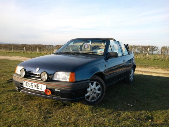 Picture of 1989 Vauxhall Astra, exterior, gallery_worthy