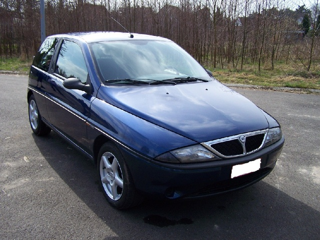 Picture of 2000 Lancia Ypsilon