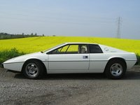 1977 Lotus Esprit Overview