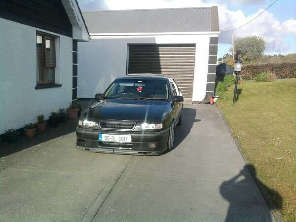 Picture of 1990 Vauxhall Cavalier
