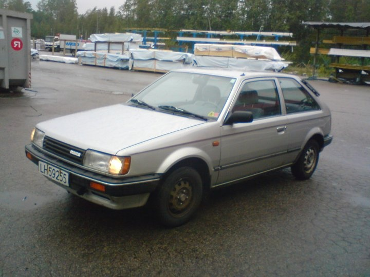 1986 Mazda 323 - Overview - CarGurus
