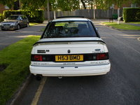 1990 Ford Sierra Picture Gallery