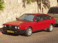 1988 Alfa Romeo Sprint Overview