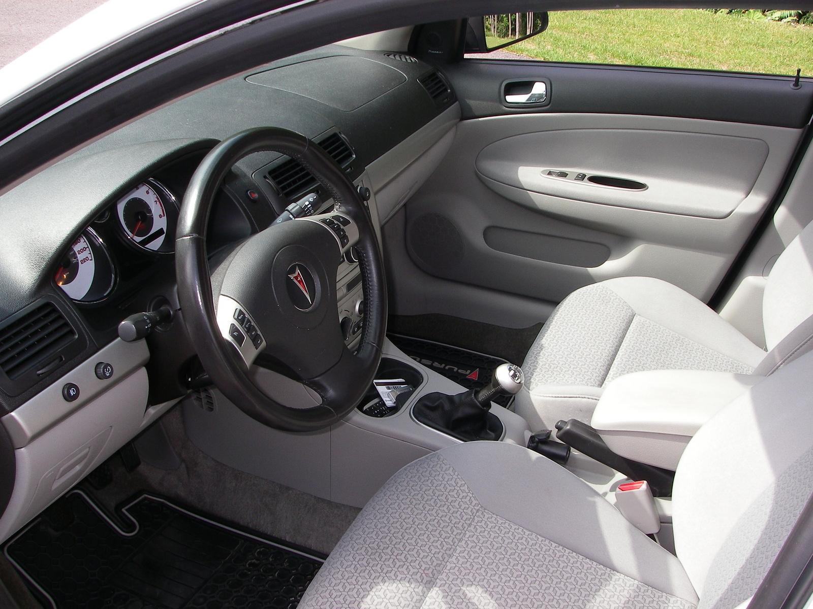 2008 Pontiac G5 - Interior Pictures