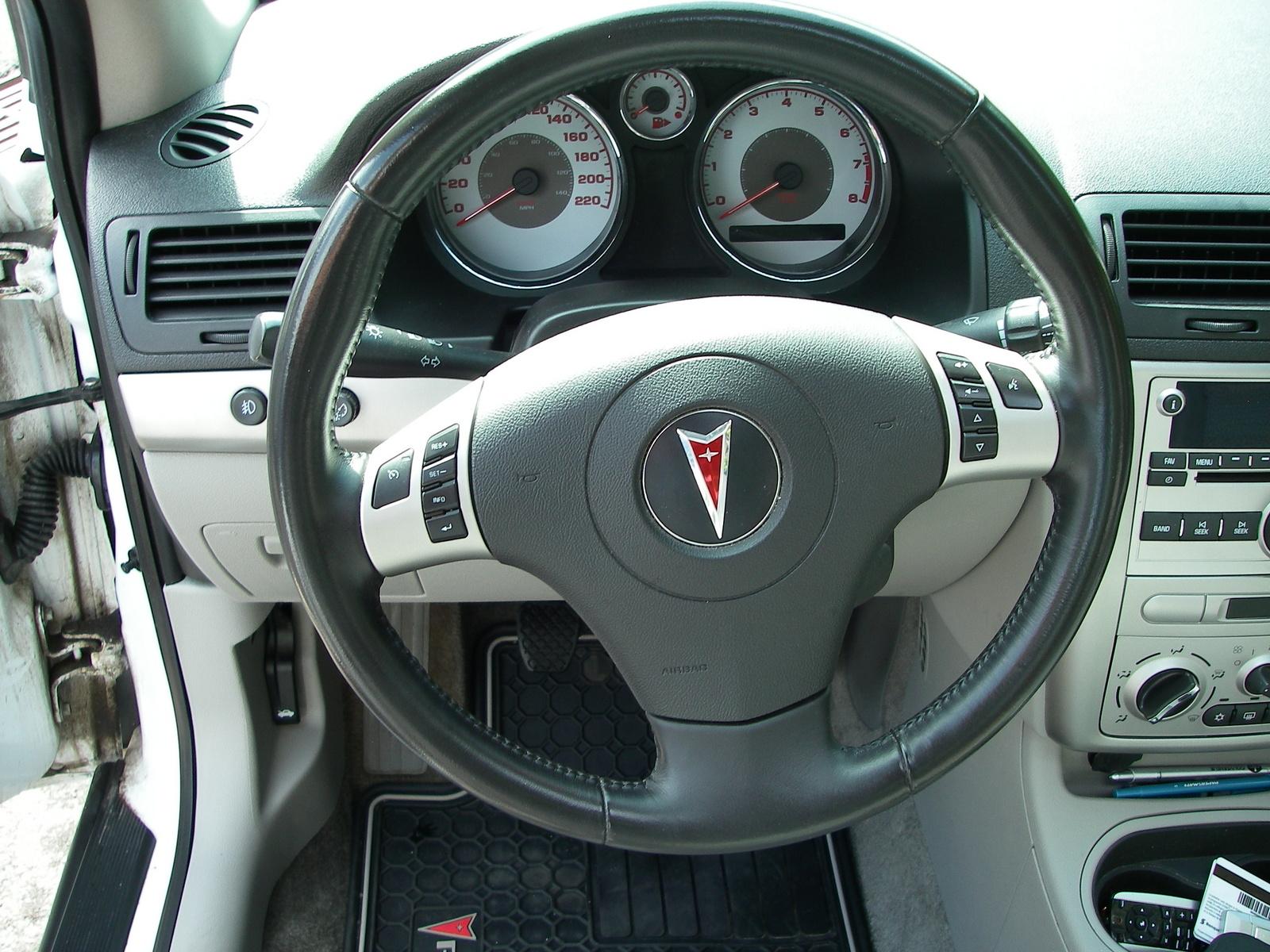 2008 Pontiac G5 Interior Pictures Cargurus