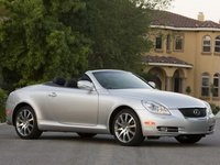 Picture of 2010 Lexus SC 430 Base, exterior