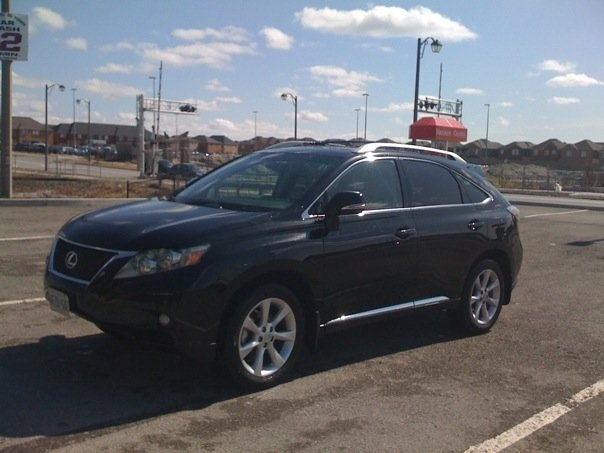 Picture of 2010 Lexus RX 350