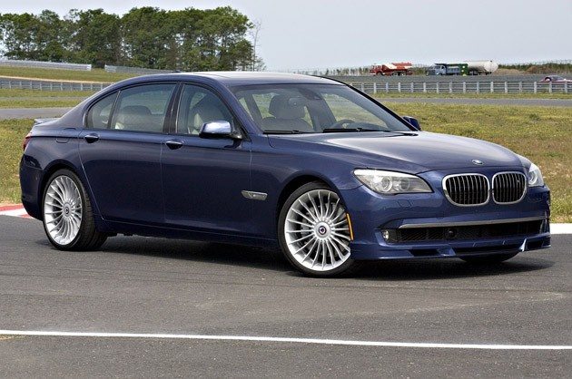 BMW Questions Why Doesnt Bmw Make An M Merc Makes Sclass Amgs - Bmw m7 alpina