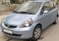 2004 Honda Jazz, My Blue Bug, exterior