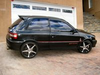 1994 Toyota Starlet Picture Gallery